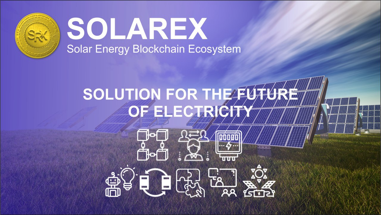 Charting the Energy Course! | Solarex ICO | Powering Africa Project